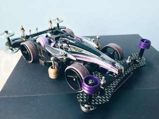 purple avante mk3 AR